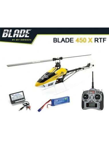 Blade 450 X RTF