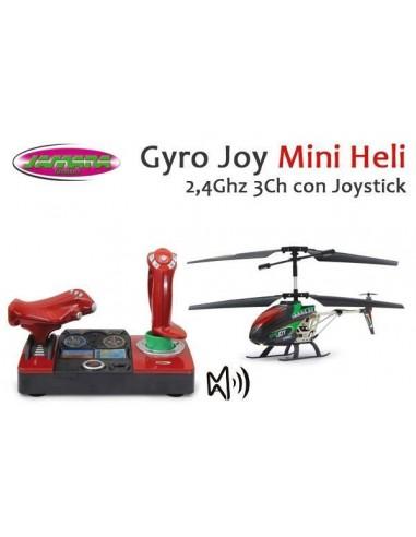 Gyro Joy Mini Heli 2,4Ghz 3CH with...