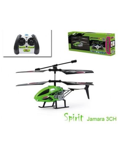Helicóptero Spirit 3 canales con...