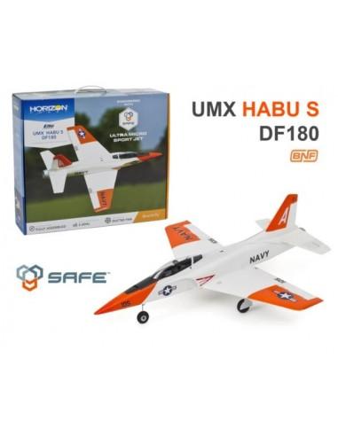 E-flite Ultra-Micro UMX Habu S DF180...