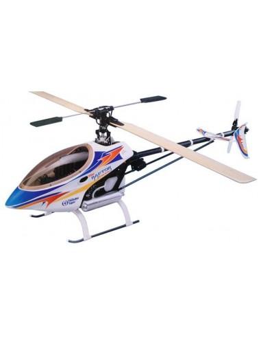 Helicóptero RC Raptor 50 Titan