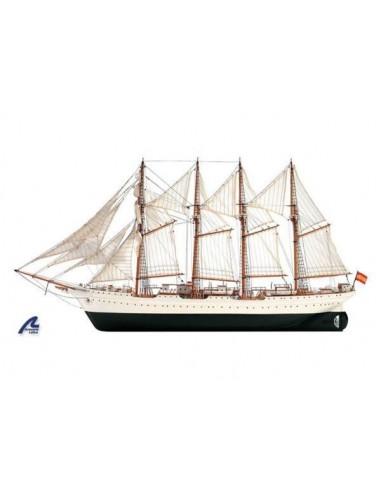 """Barco de Artesanía Latina """"J.S.Elcano"""""""