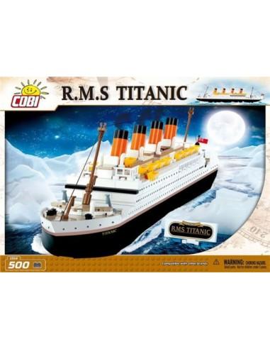 R.M.S Titanic COBI Blocks