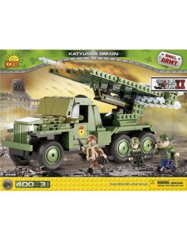 Small Army Katyusha BM-13N - COBI Blocks