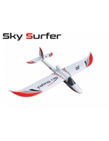 Sky Surfer 1400mm EPO PNP V2 - Rojo