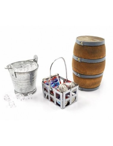 Combo Ice Bucket & Ice,Coke Bucket...
