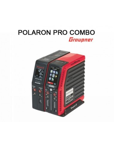 S2014.R Polaron PRO Combo charger...