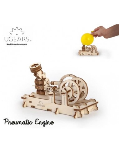 Motor neumático (Moteur pneumatique)...