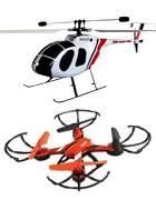 Drones / Helis